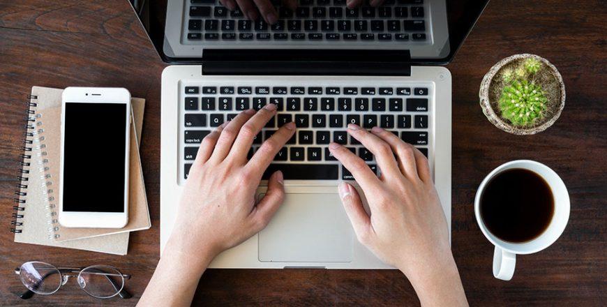 Keyboarding (Self-Paced Tutorial)
