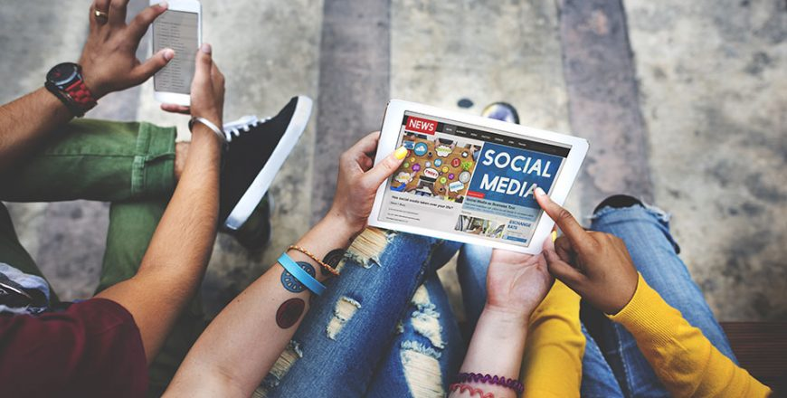 Using Social Media in Business (Self-Paced Tutorial)
