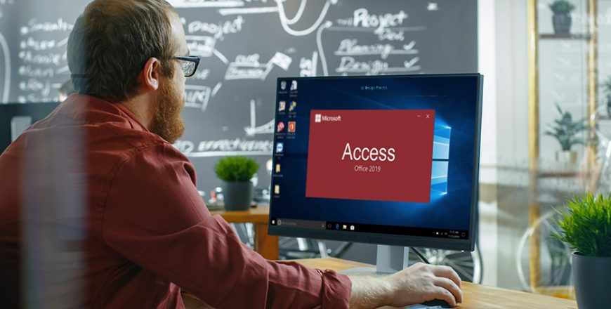 Intermediate Microsoft Access 2019/Office 365 (Self-Paced Tutorial)