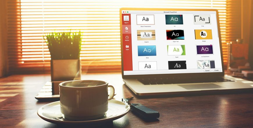 Introduction to Microsoft PowerPoint 2016 (Self-Paced Tutorial)