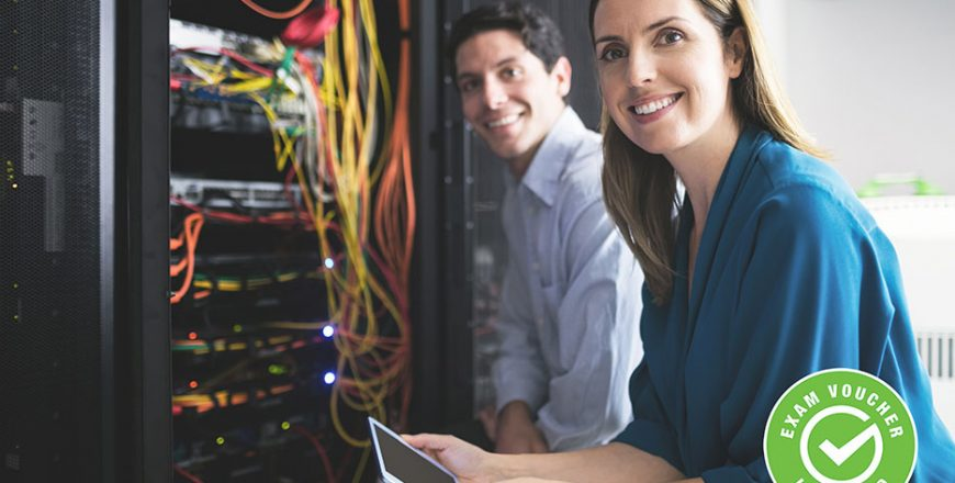 CompTIA A+ with ITIL Foundation (Vouchers Included)