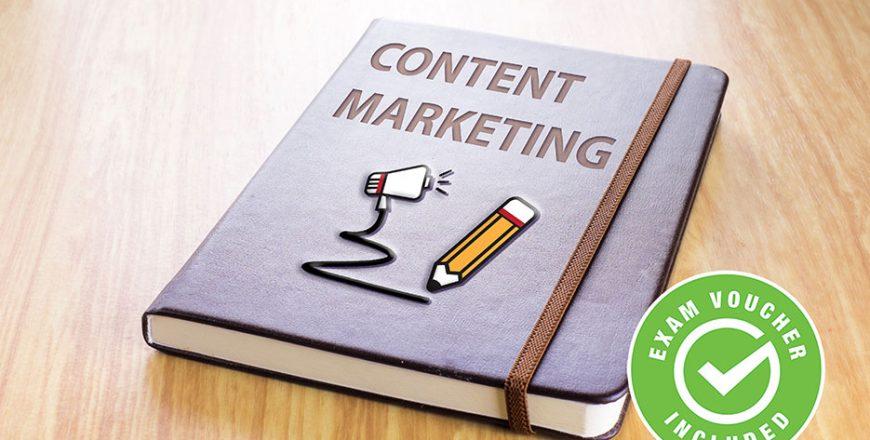 OMCA® Content Marketing Associate (Voucher Included)