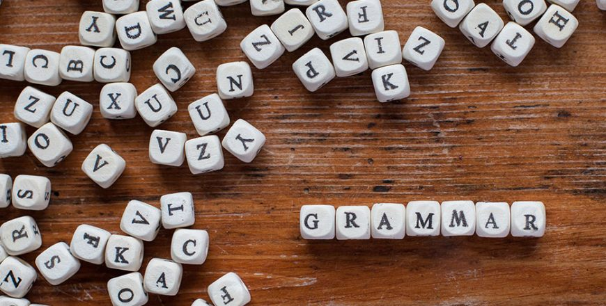 Grammar Refresher II