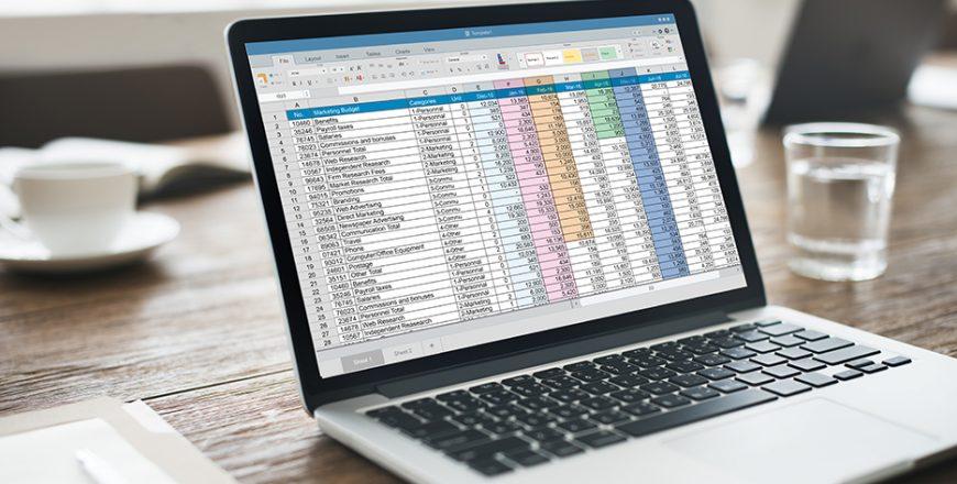 Microsoft Excel - Pivot Tables