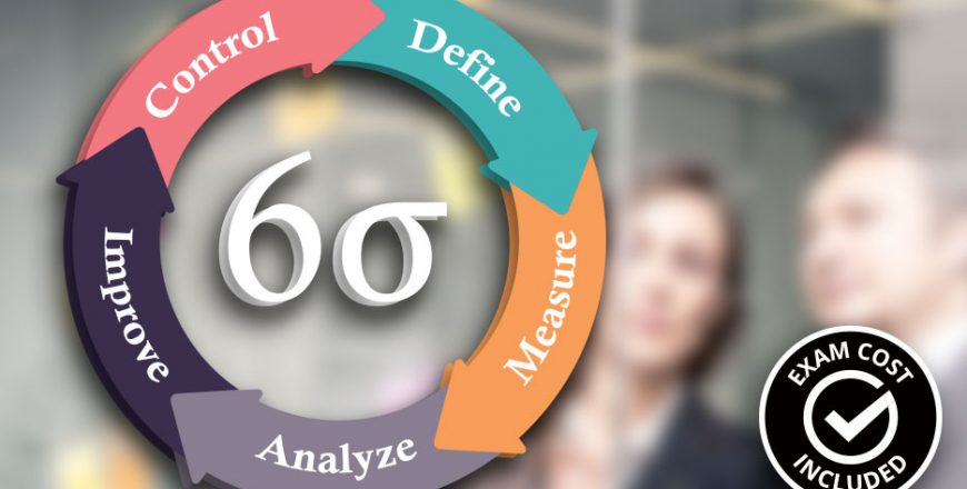 Lean Six Sigma Black Belt with 1-on-1 Project Coaching (Exam Cost Included)