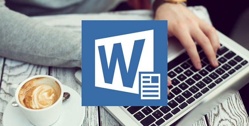 Microsoft Word 2016 Series