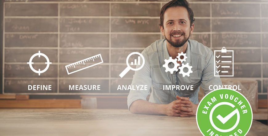 Lean Six Sigma Green Belt (Exam Cost Included)