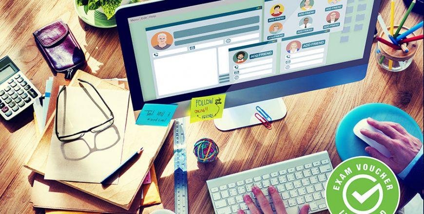 OMCA® Social Media Associate (Voucher Included)
