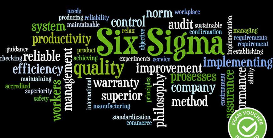 Certified Six Sigma Green Belt and Black Belt