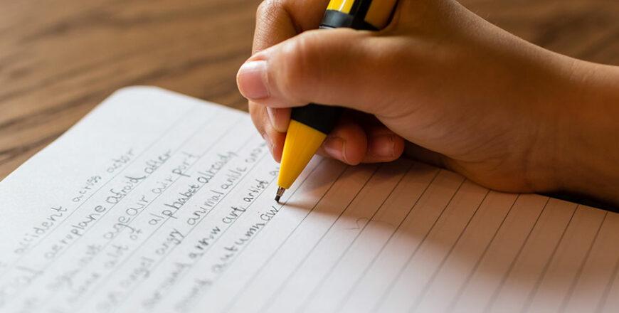 Writing for ESL